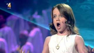 Amira Willighagen - Nessun Dorma (HD Quality) - WINNER Finals Holland