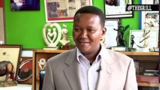 Dr. Alfred Mutua: My First Job Was in Mjengo (Koroga) #TheGrill