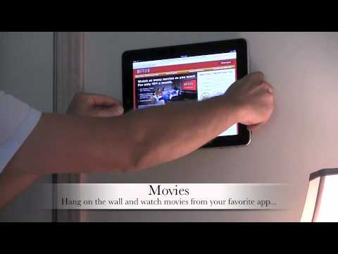 PadTab - Tablet Mounting System - iPad Wall Mount