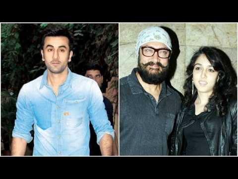Why Ranbir Is Off Social Media | Aamir's Daughter Ira To Assist Ram Sampath