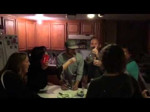 Alcohol poisoning awareness video