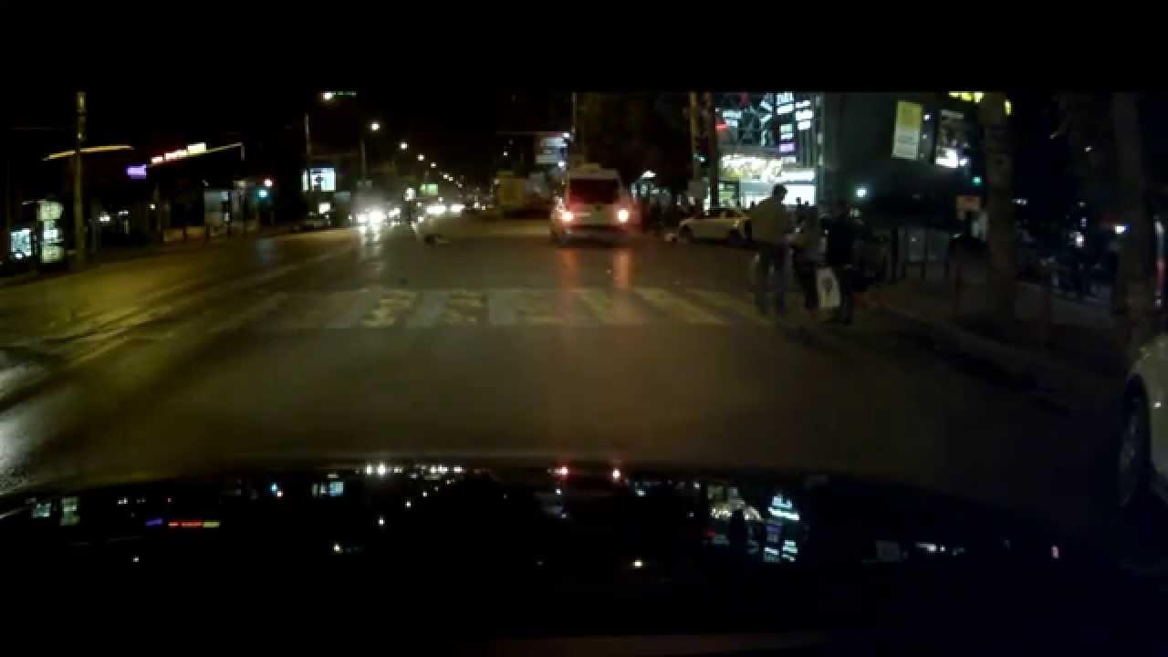 В Волгограде внедорожник сбил пешеходов
