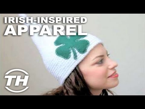 Irish-Inspired Apparel - You ll Be Green With Envy at This St. Patrick s Day Clothing