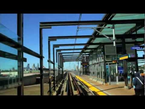 Time Lapse - Metro Transit Light Rail Minneapolis, MN