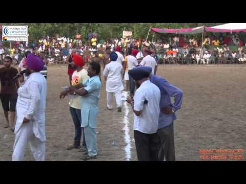 SIKRI (Hoshiarpur) Kabaddi Tournament (HD) AUG - 2014. Part 3rd.