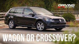 Can you Sleep in the 2018 Volkswagen Golf Sportwagen? (Full Review)