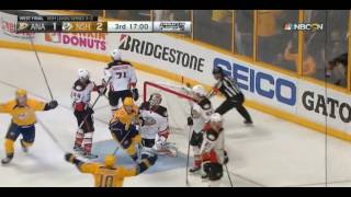 Anaheim Ducks Vs Nashville Predators Game 6 2017 Playoffs