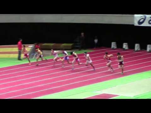 Yoshihide Kiryu Japanese 60m record 6.59 seconds