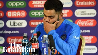'It breaks your heart': Virat Kohli on India's shock loss to New Zealand