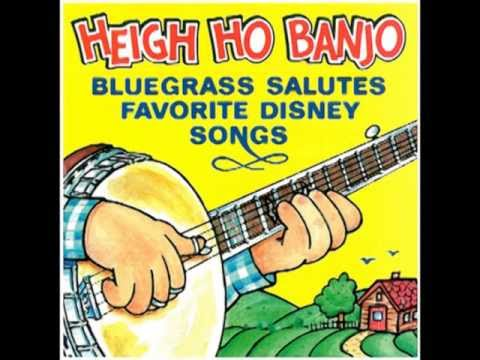 Zip-A-Dee-Doo-Dah (Song Of The South) - Heigh Ho Banjo - Pickin