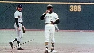 NYM@PIT: Clemente gets his 3,000th career hit