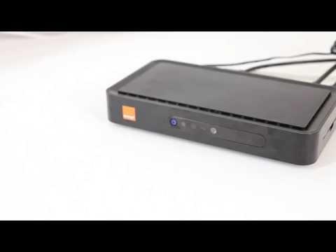 Cómo instalar el descodificador OHD80 de Orange TV