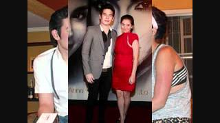 Andi Eigenmann and Jake Ejercito