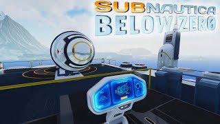 LAUNCHING A ROCKET!! | Subnautica Below Zero [#4]