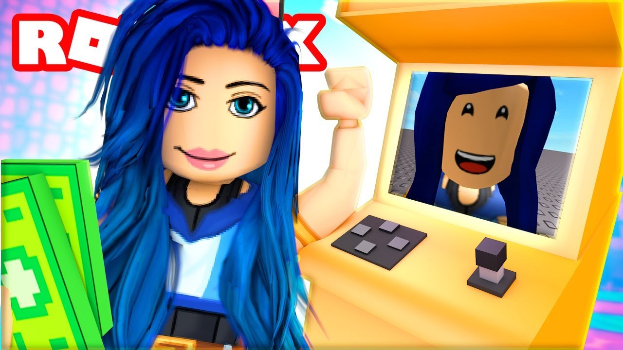 I PLAY FAN MADE GAMES IN ROBLOX! THIS IS CRAZY...