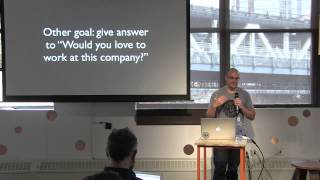 Moishe Lettvin - What I Learned Doing 250 Interviews at Google