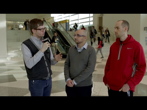 Why is Dust2 so popular? CS:GO interview @ GDC 2015 - Volcano and FMPONE
