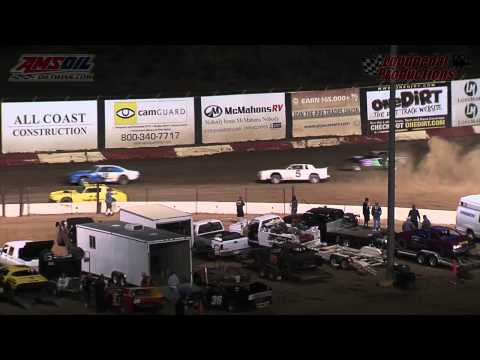 Perris Auto Speedway 5-18-13 :: Loan Mart Street Stocks