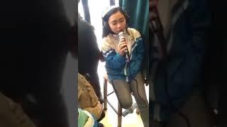 Xứ Thanh   Nữ sinh lớp 11 H Quan Sơn cover Đường Về Thanh