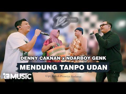 Download Lagu DENNY CAKNAN FT. NDARBOY GENK - MENDUNG TANPO UDAN ( LIVE MUSIC) - DC MUSIK.mp3