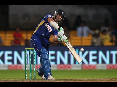 Barbados Tridents Vs Northern Knights Highlight CLT 2014