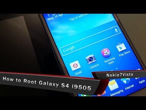 Easy Fast Method: Root Samsung Galaxy S4 i9505 LTE Snapdragon