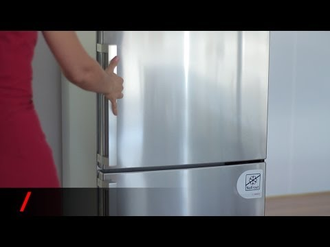 Bosch KGN39XI40: Τεχνολογία. design και εργονομία. στην υπηρεσία της οικιακής ψύξης