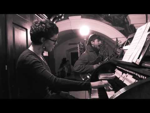 Kaja Draksler & Matiss Čudars at Jazz pr Frančišku (Awakening)