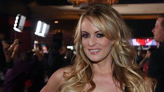 Porn star Stormy Daniels sues President Trump