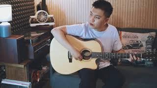 BÊN ẤY BÊN NÀY | Long Cao | Guitar Mộc