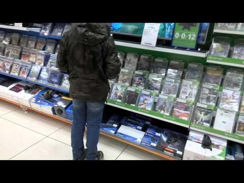 Когда родители не разрешили купить PS3, но ты настроен серьезно.