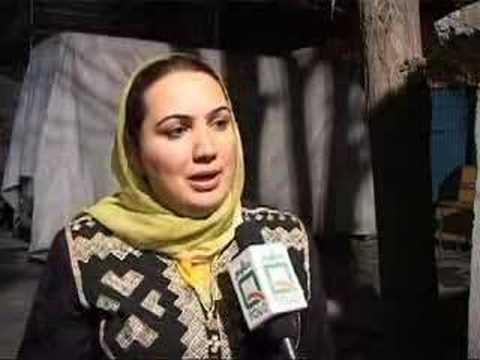 Shukria Barkezai After Arrest of Tolo Staff