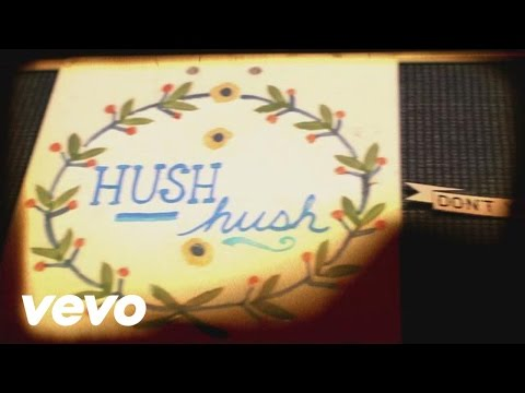 Pistol Annies - Hush Hush (Lyric Video)