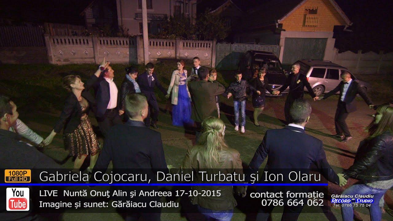 Gabriela Cojocaru si Ion Olaru SARBA part.2 LIVE Nunta Onut si Andreea 17-10-2015