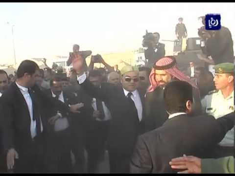 ماذا حدث خلال زيارة ملك المغرب بالزعتري؟ | Roya