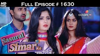 Sasural Simar Ka - 12th October 2016- ससुराल सिमर का - Full Episode (HD)