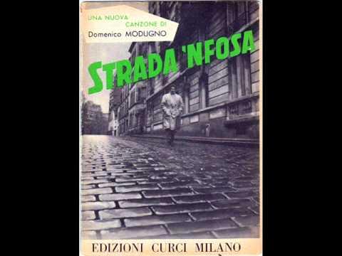 Domenico Modugno - Strada