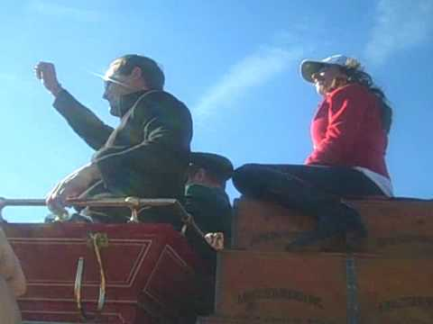 Pat Burrell @ World Series 2008 parade!