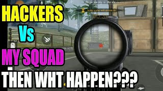 Hackers Vs my team || Rank match tips and tricks|| Free fire tricks and tips || Run Gaming