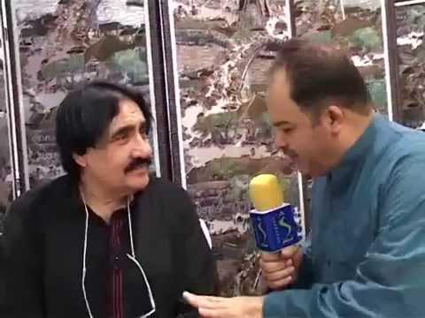 Ismail Shahid   Interview  Nizar Yousafzai  Shamshad Tv video
