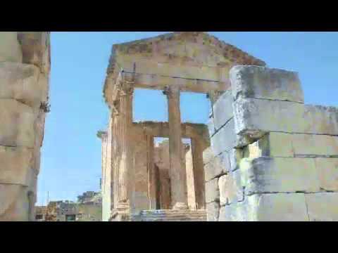 Dougga - www.Tunisia-Tourism.org