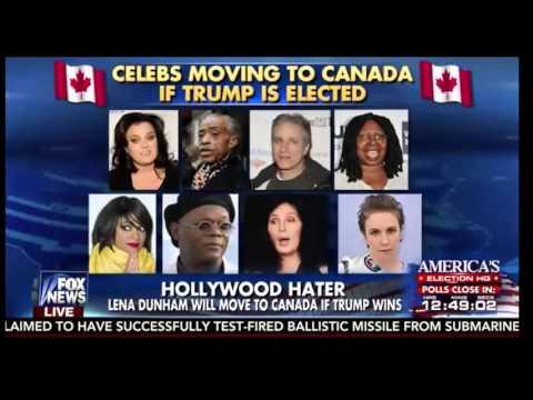 Donald Trump Talks About Lena Dunham