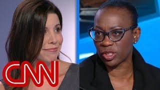 Panel gets heated over race and Trump