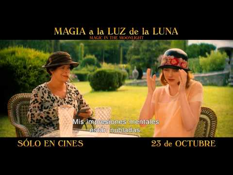 Magia A La Luz de la Luna - Magic In The Moonlight - Spot TV (HD)