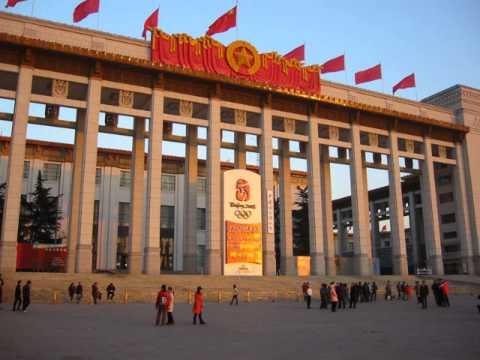 Beijing's Tiananmen Square Museum opens