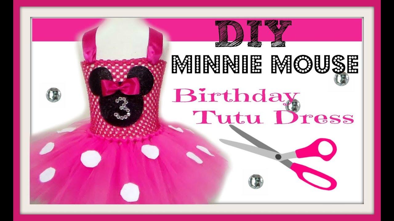 Minnie Mouse Halloween Dress