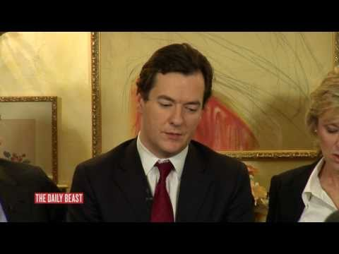 George Osborne on Extending the Bush Tax Cuts