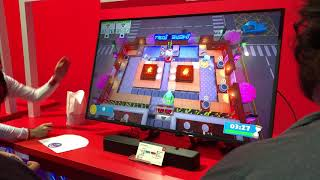 Overcooked 2 E3 2018 Nintendo Switch Gameplay