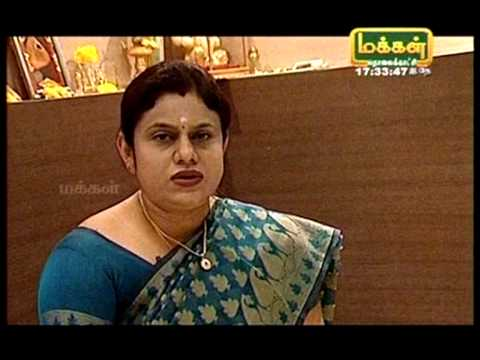 Makkal TV talk on Infertility& IVF by Dr.Mahalakshmi, ARC ResearchCentre (Abhijay Hospital) Chennai