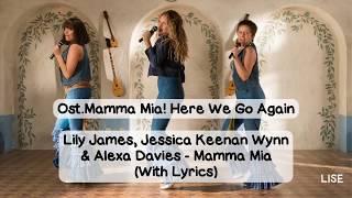 Mamma Mia Here We Go Again Mamma Mia Audio
